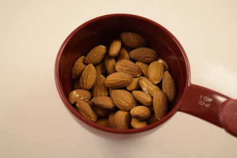 Almonds in a Cup