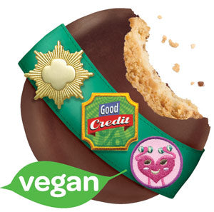 Girl Scout Vegan Peanut Butter Patties