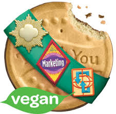 Girl Scout Vegan Thanks-A-Lots