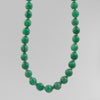 Amazonite Classic Round Necklace