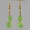 Aventurine Classic Drop Earrings