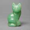 Aventurine Cat Carving