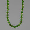 Jade Classic Round Necklace