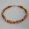 Poppy Jasper Rectangle Bracelet