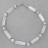 Mother of Pearl Rectangle Bracelet