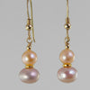 Mixed Pearl Classic Drop Earrings