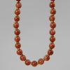 Goldstone Classic Round Necklace
