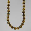 Tigereye Classic Round Necklace