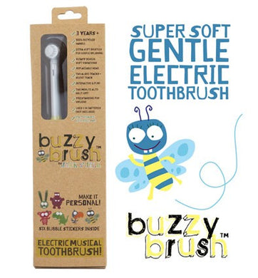 Jack and Jill Buzzy Tooth Brush