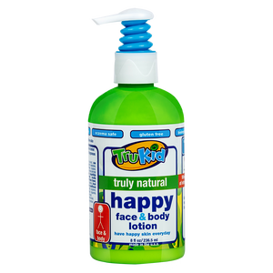 TruKid Happy Face & Body Lotion 8 oz