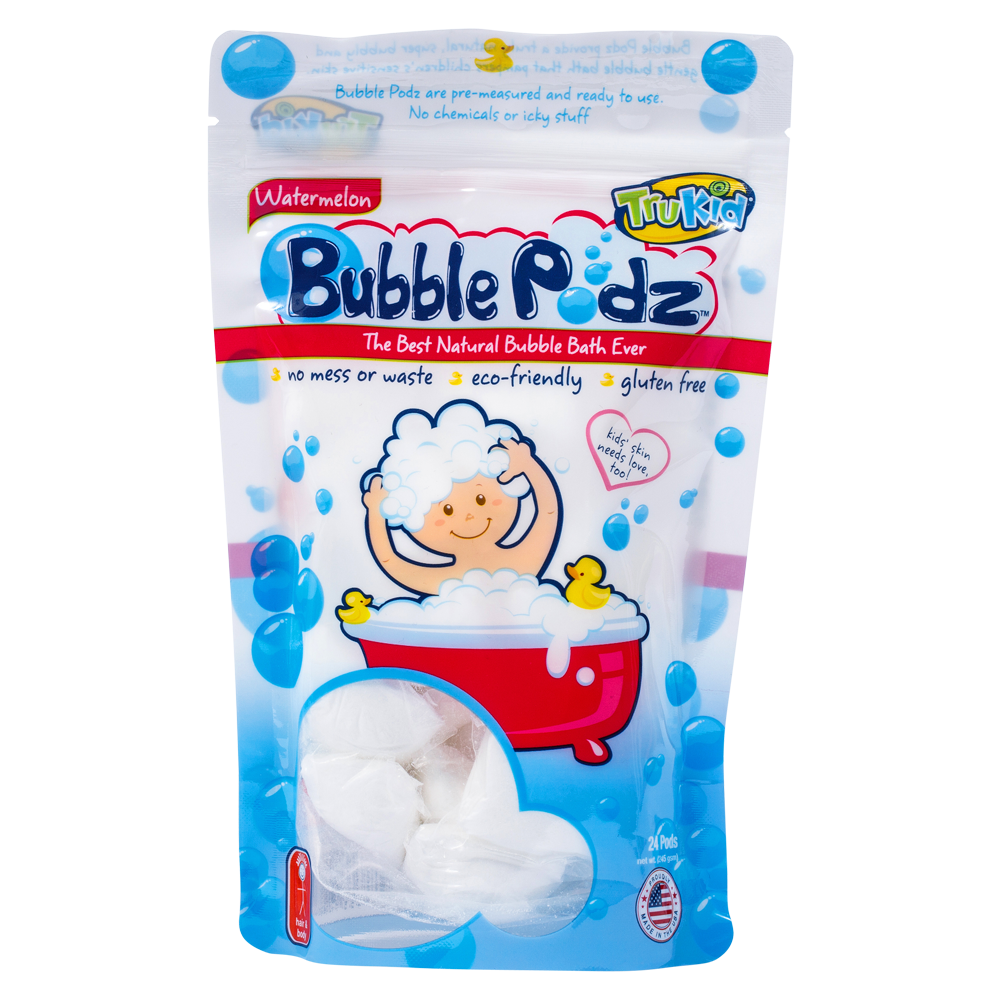 TruKid Bubble Podz - 24 ct