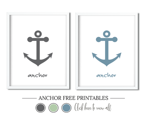Anchor Freebies