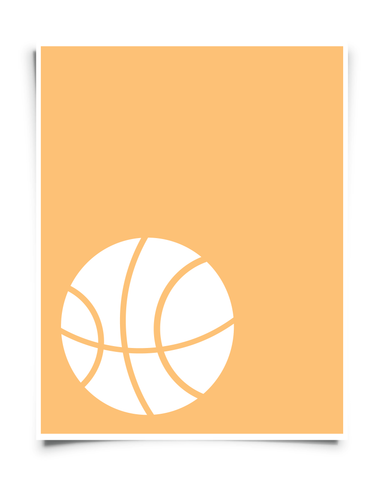Basketball Printable Art