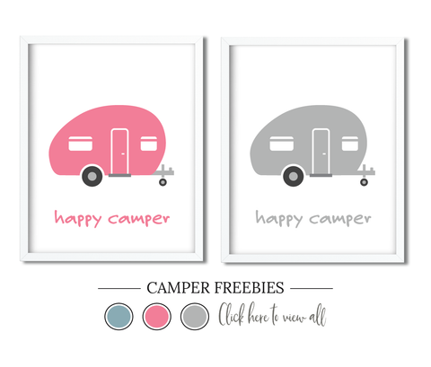 Camper Freebies