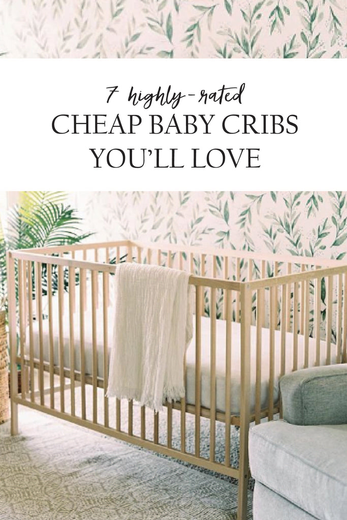 highly rated cheap baby cribs