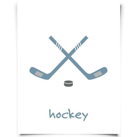 hockey sticks printable