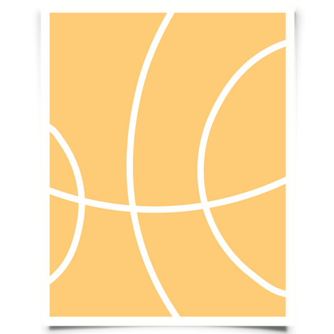Basketball Printable Wall Art
