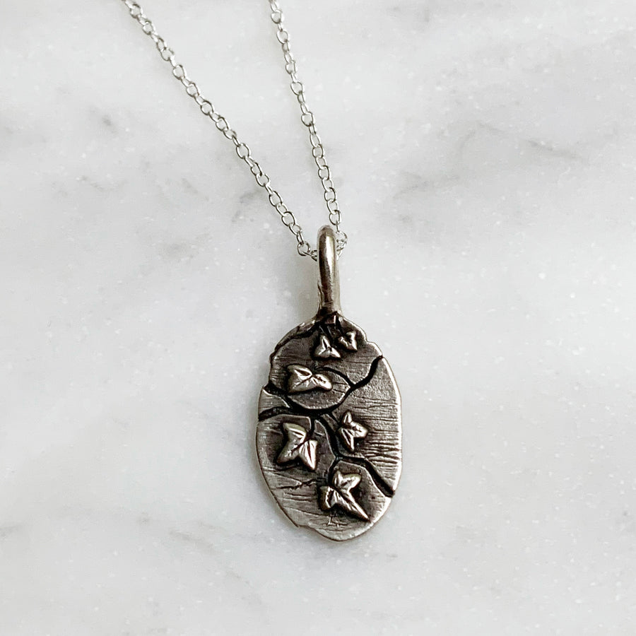 Ivy Friendship Necklace