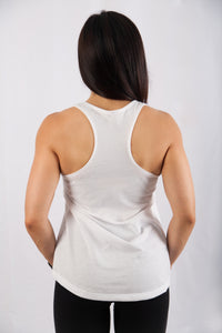 KATE TANK TOP WHITE