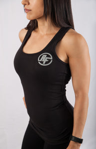 ASHLEY TANK TOP BLACK