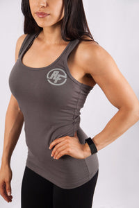 ASHLEY TANK TOP GREY
