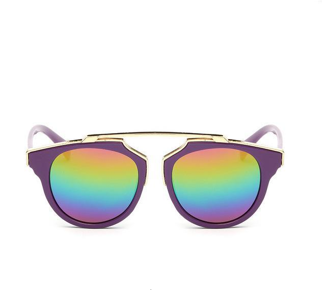 Mirrored Sunnies - Multiple Colors