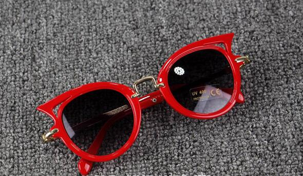 Cat Eye Sunglasses - Multiple Colors