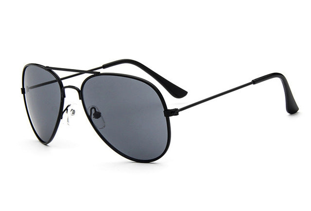 Aviator Style Sunglasses - Multiple Colors
