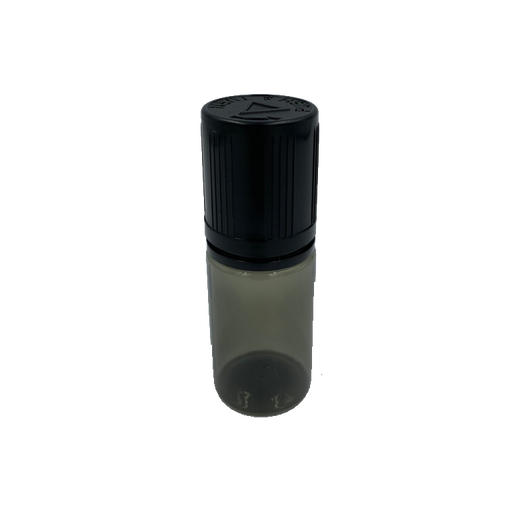 W Bottle - 30ml Black Stubby