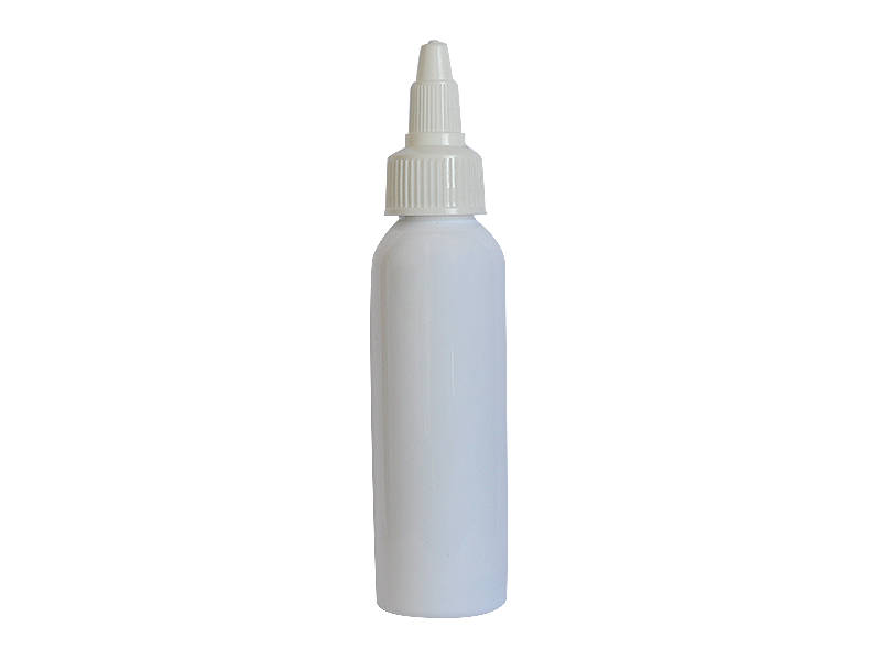 "60ml ""Short"" Cosmo Round Bottle [100 count]"