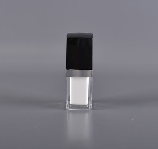 15ml Channel Square Series Acrylic Bottle [150 count]