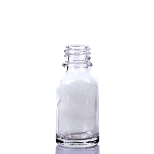 Euro Bottle - 10ml Clear