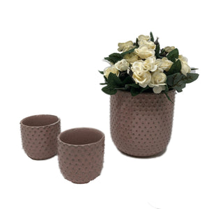 Pink Everly Pots