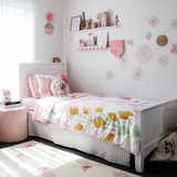 Floral Single Bedding
