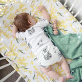 Wattle Cot Bassinet Sheet