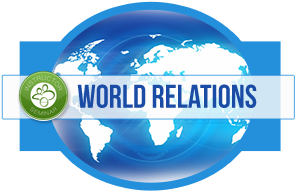 World of Relations 世界關係