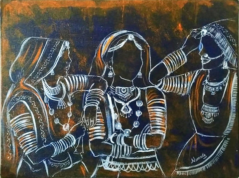ORIGINAL HANDMADE RAJASTHANI SERIES- LADIES