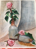 Original Handmade Still Life Painting