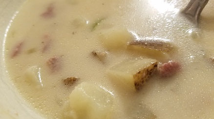 Potato & Ham Soup