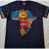 Waxprint T-Shirt Sizes  S/M