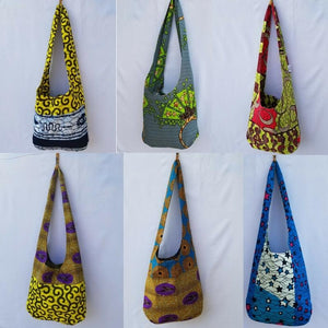 African Summer Crossbody Bag