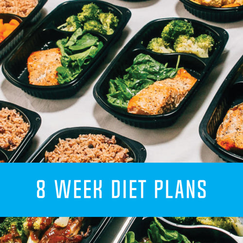 8 Week Custom Diet