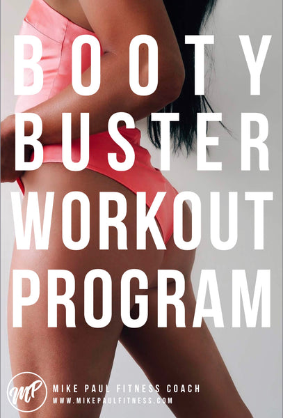 Booty Buster Workout Program