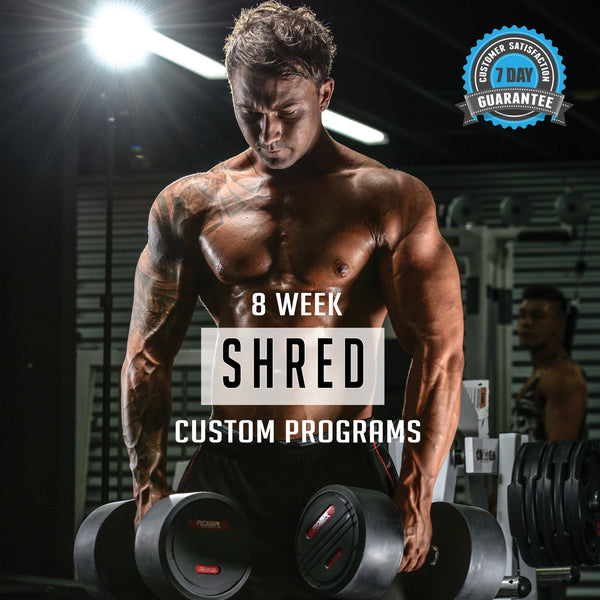 CUSTOM SHRED PROGRAM