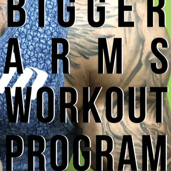 Bigger Arms Ebook