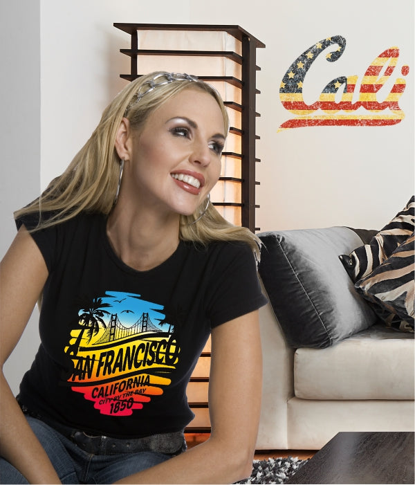 Women's California Tees