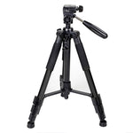 Professional Aluminium Tripod with Pan Head