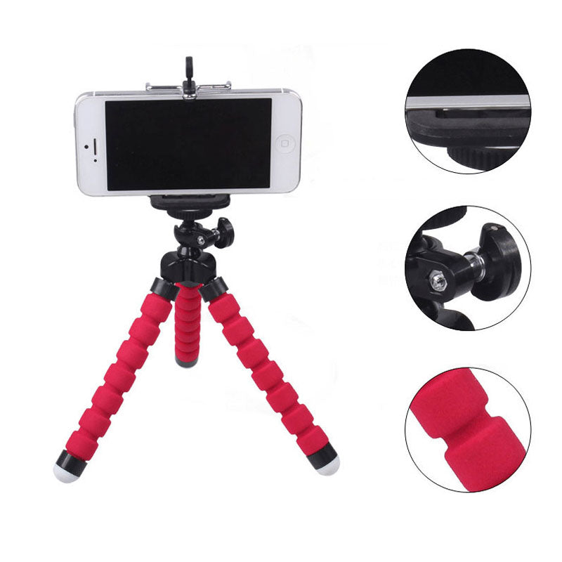 Mini Flexible Tripod for Smartphones