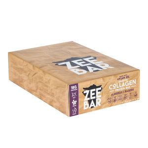 ZEEBAR - Collagen Protein Bar