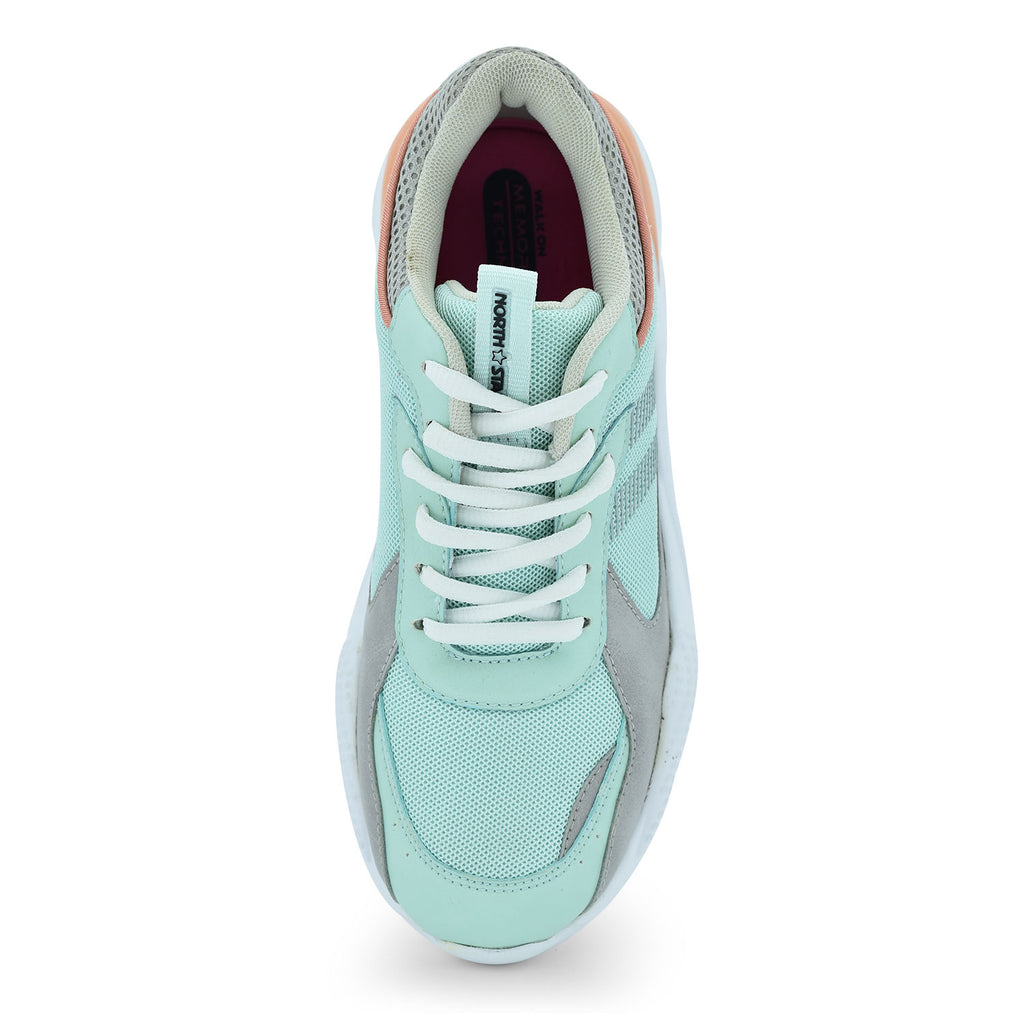 North Star Turbo Chunky Sneakers for Women